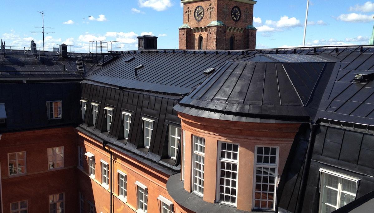 Plåtslagare Södermalm